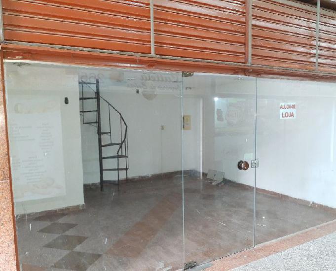 Alugo loja 32m² - sem luvas -centro de duque de caxias
