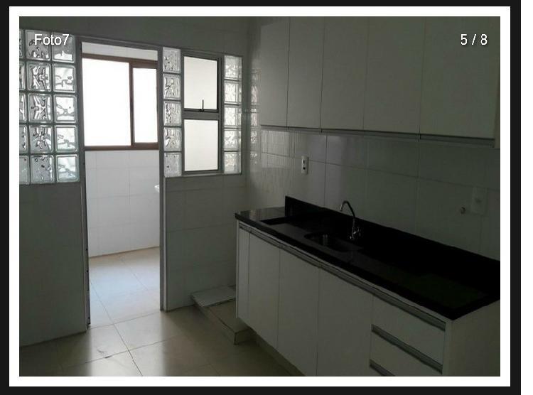 Apartamento 100 metros- residencial paraiso