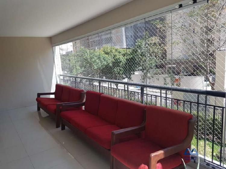 Apartamento padrão para venda em jardim aquárius são