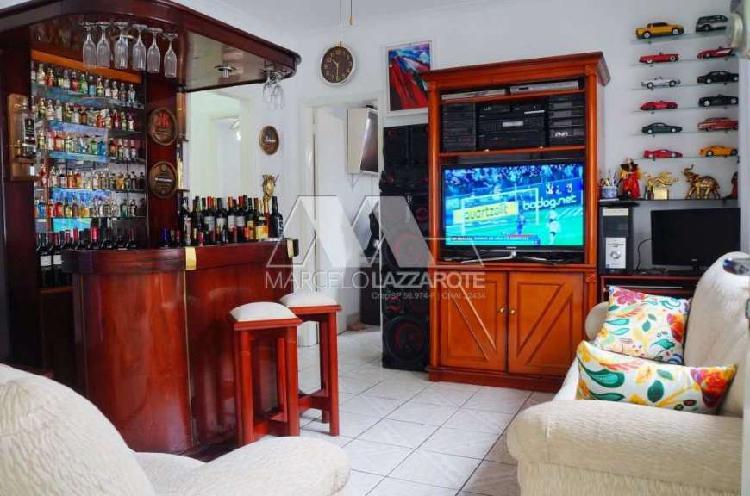 Apartamento com 2 dorms, guilhermina, praia grande - r$ 180