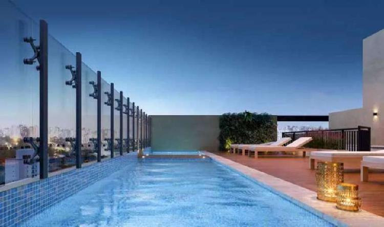 Apartamento para venda com 42 metros quadrados com 2 quartos