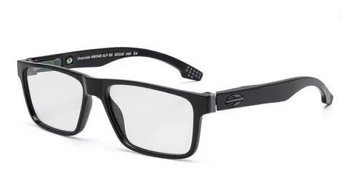 Armação oculos grau mormaii oceanside m6048acf53 preto