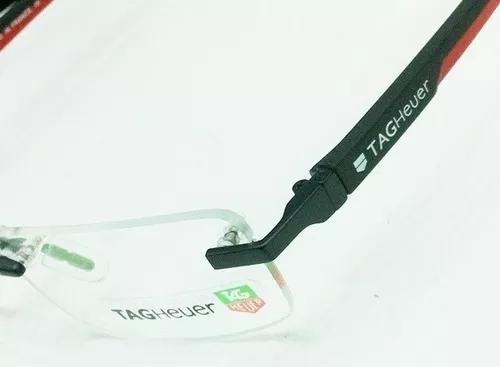Armação Óculos Grau Modelo Tagheuer S