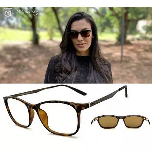 Armação óculos grau original f