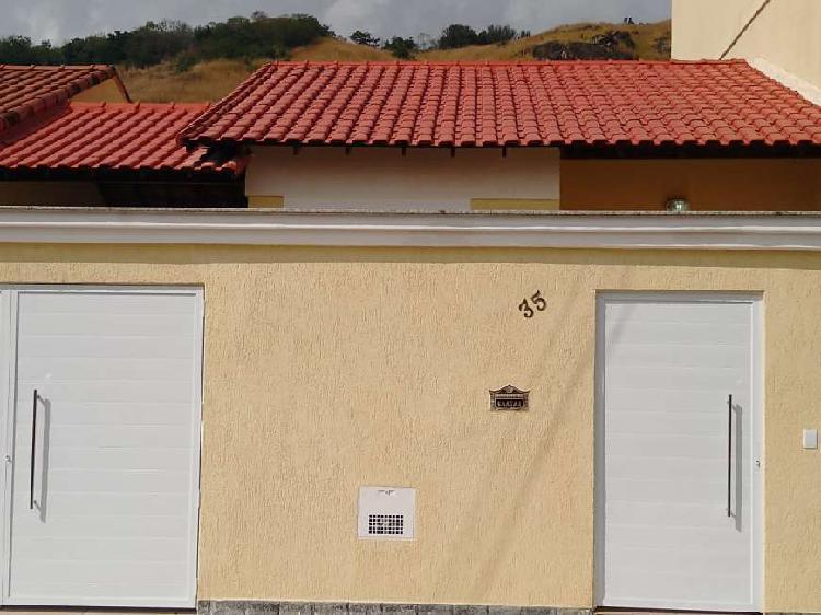 Casa linear campo grande