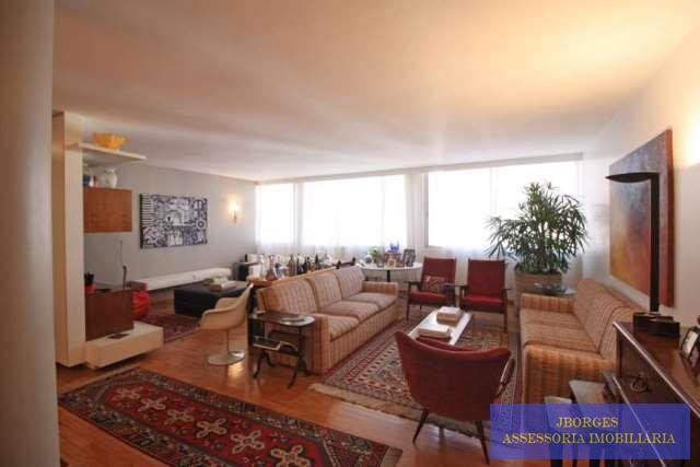 Jardim américa - 158 m² área útil - 3 dormitórios, 1