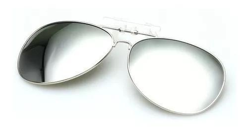 Lentes clip on bl polarizadas para óculos - proteção