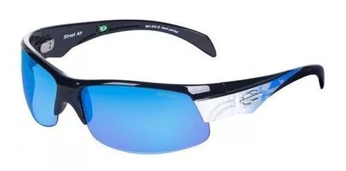 Oculos sol mormaii street air 35040412 azul lt azul espelhad