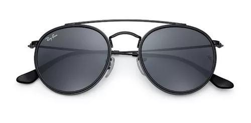 Promoçao oculos sol ray ban round rb3647 masculin f