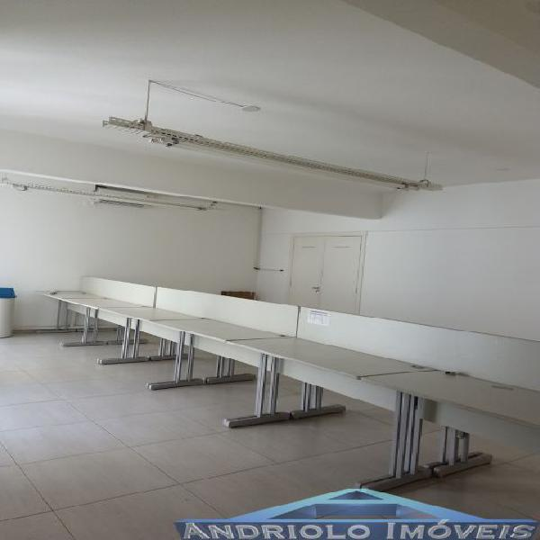 Sala comercial locação república, 99m²