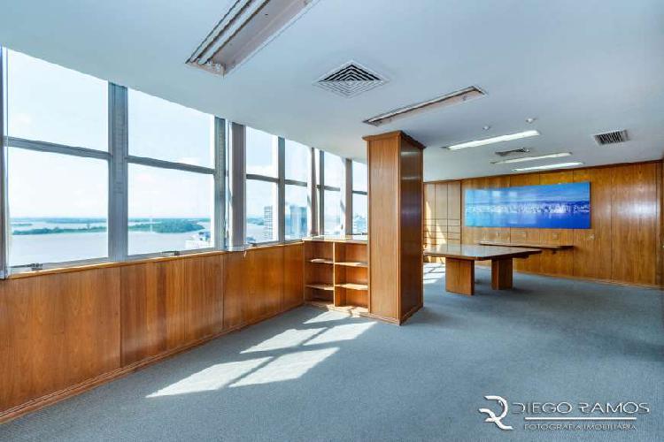 Sala/Conjunto para venda possui 172 metros quadrados