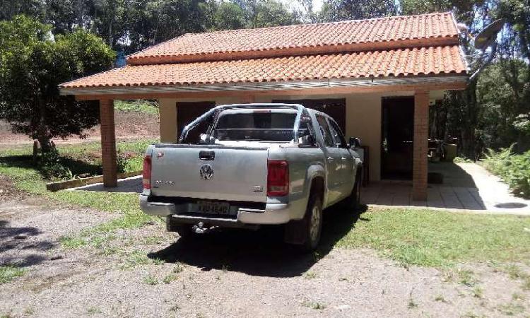 Tijucas do sul - chácara - zona rural