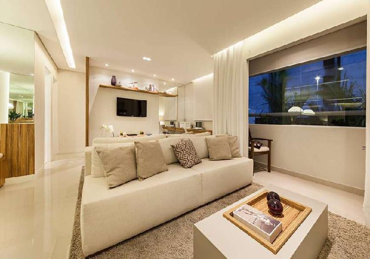 Apartamento 3 dormitorios pronto para morar no centro de