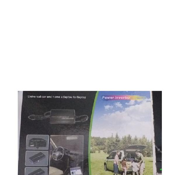 Carregador universal p/ notebook/usb 5v/adaptador para carro