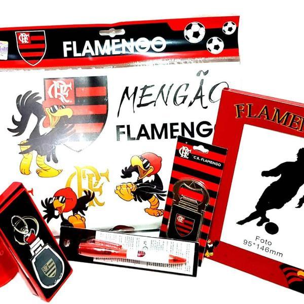 Kit flamengo campeão