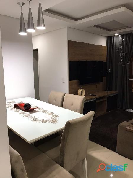 Lindo apartamento 3 dormitórios 80 m² condomínio venturi em são bernardo do campo   vila vivaldi.