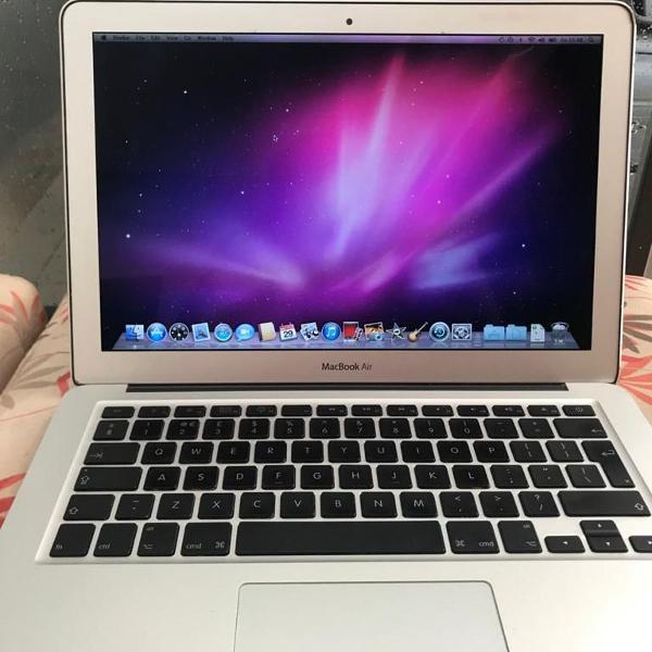 Macbook air modelo a1369 tela 13,3 hd 250gb intel core duo 2
