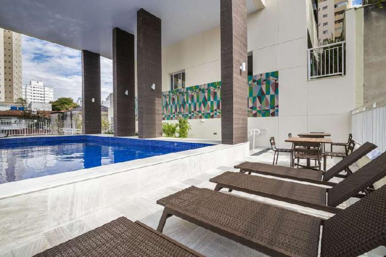 Apartamento na Chácara Inglesa 66.93M² próximo ao metrô