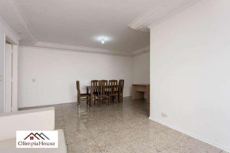 Apartamento para locação com 105m² - Itaim Bibi, São