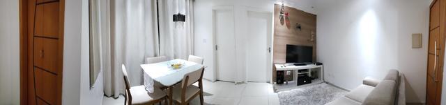 Apartamento para venda com 2 quartos - vila paranaguá -