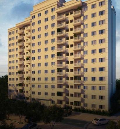 Apartamento pronto pra morar - eco park maria paula