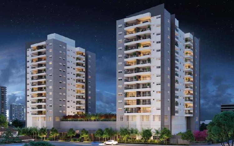 Apartamentos de 81m² na vila mascote, lazer completo,