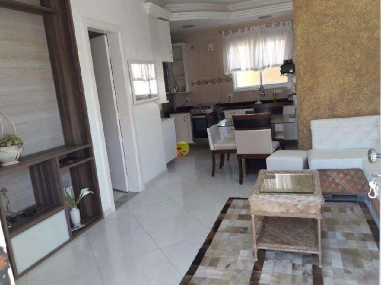 Casa de vila com 3 dorms, centro, bertioga - r$ 490 mil,