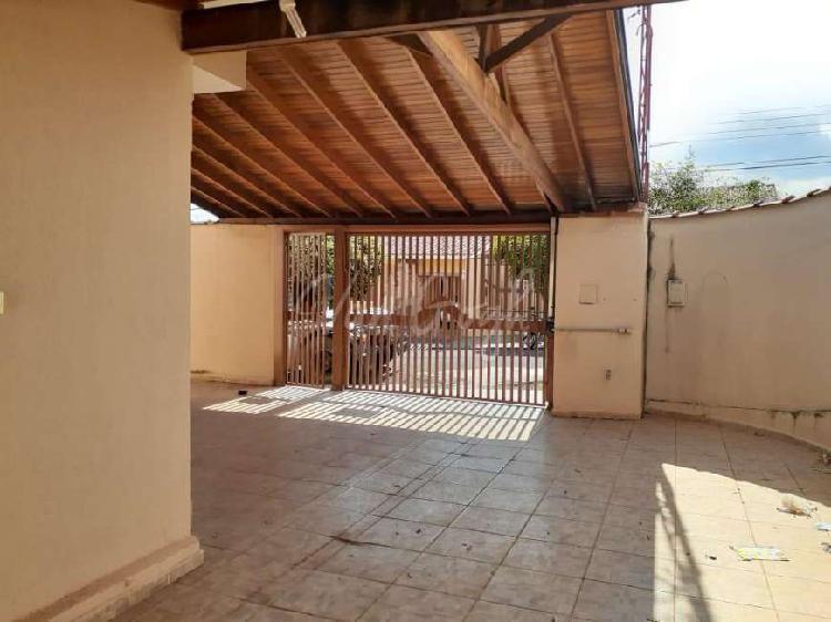 Casa para aluguel, 3 quartos, 4 vagas, Residencial Cidade