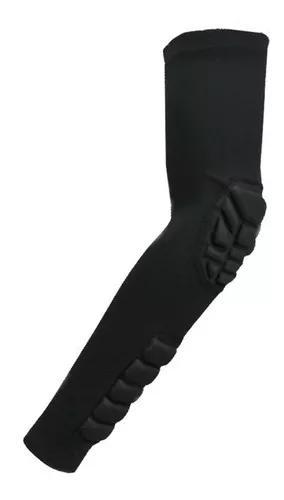 Crashproof braço manga braçadeira protetor solar esportes