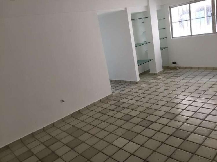 Edf, napoles - 2 quartos na avenida boa viagem