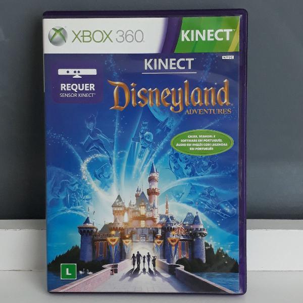 Jogo disneyland xbox 360