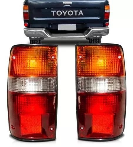 Lanterna traseira hilux 4x4 1992 1993 1994 95 1996 1997 1998