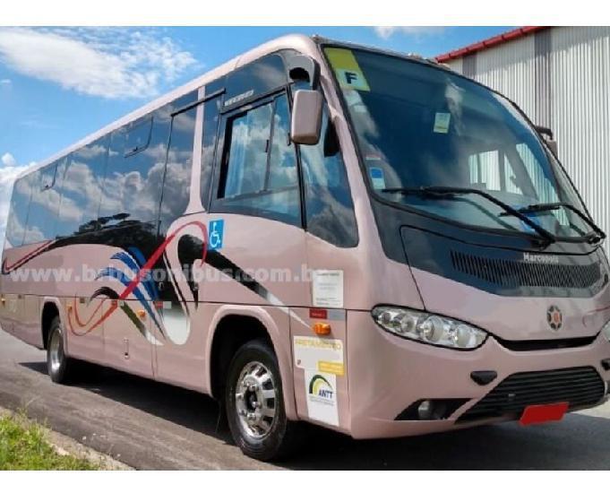 Micro ônibus executivo único dono senior 2012