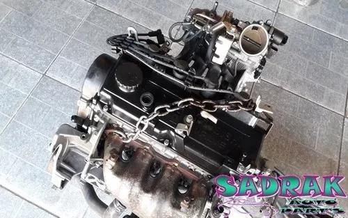 Motor parcial pajero tr4 4x4 2.0 flex (na troca) original