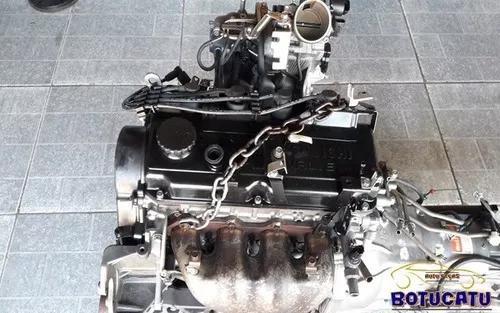 Motor parcial pajero tr4 4x4 2.0 flex original