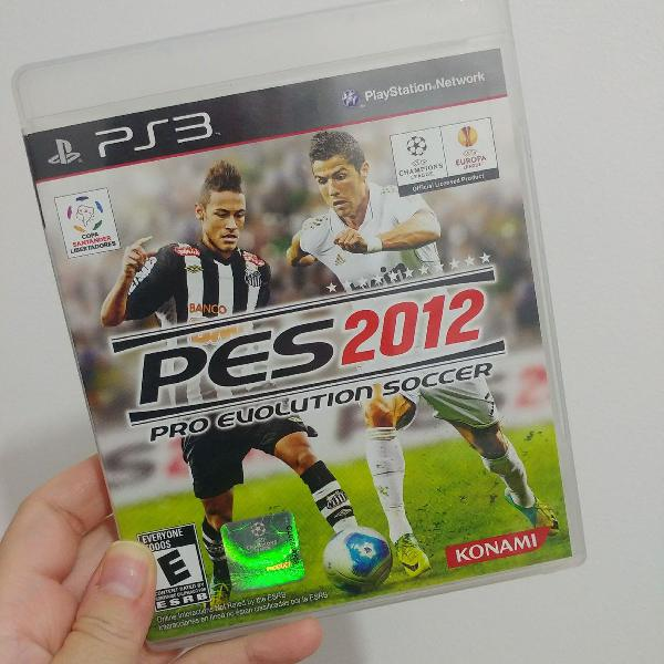 Pes 2012 - ps3