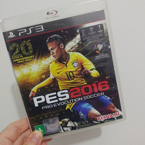 PES 2016 - Ps3
