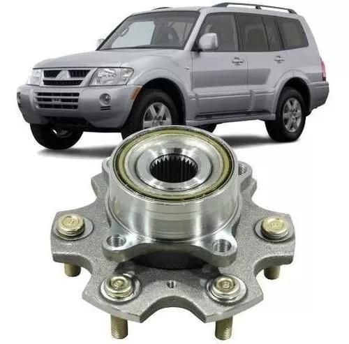 Peça cubo roda dianteiro c rolamento pajero full 4x4 2000
