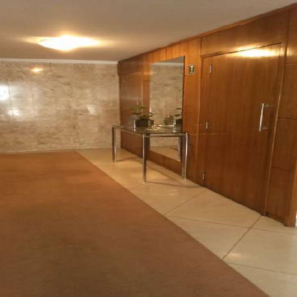Vila mariana - apto com 90 m2 2 quartos 2 gars - prox metro