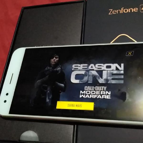 Zenfone 4 Green Semi Novo