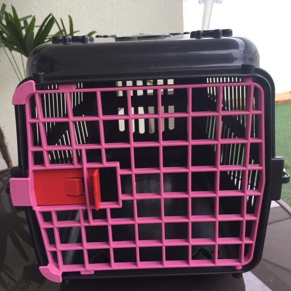 Caixa de transporte de gato/cachorro