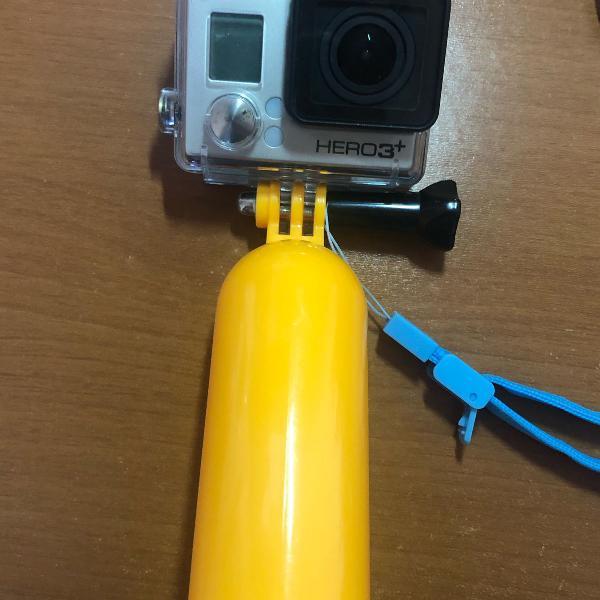 Câmera gopro hero 3+ black