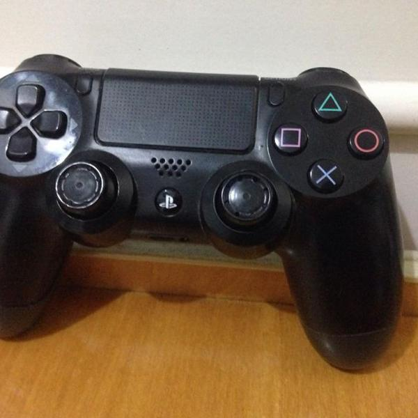 Controle ps4 dualshock 4 playstation 4 usado ler tudo r$250