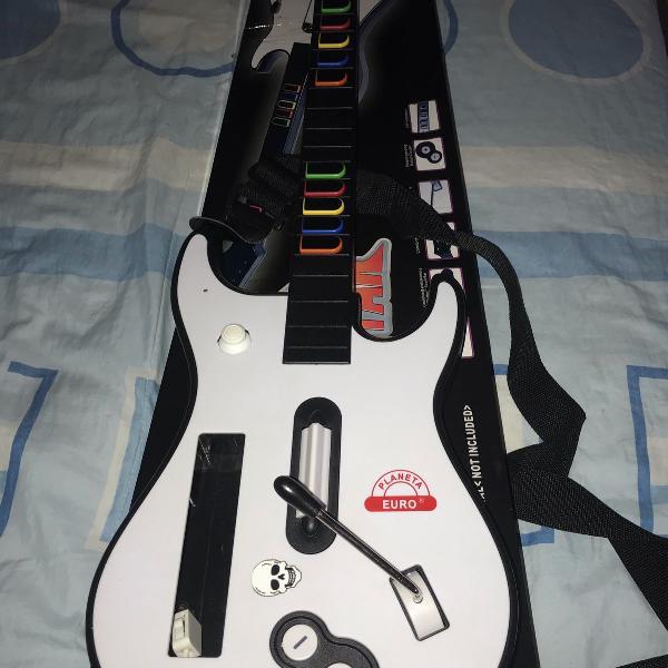 Guitar hero nintendo