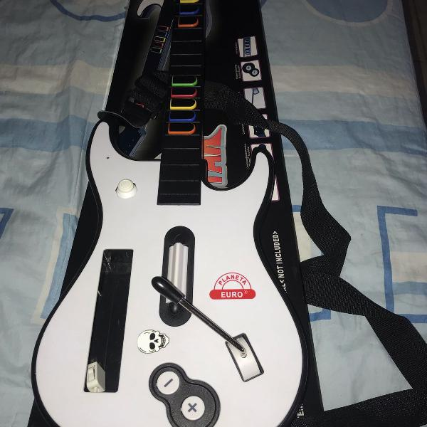 Guitarra nintendo wii