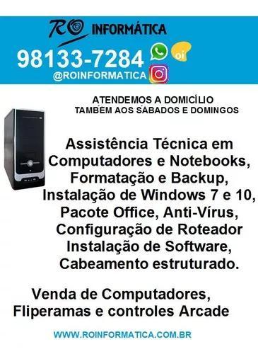 Assistência técnica e consultoria
