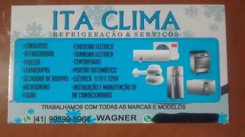 Assistência técnica, geladeira, freezer, máquinas de