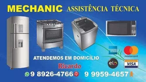 Assistência Tecnica Refrigeração Máquina Lavar