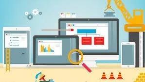 Criação de site institucional responsivo e personalizado