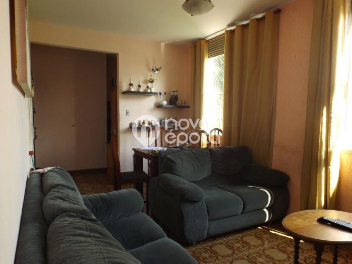 Engenho Novo, 3 quartos, 1 vaga, 72 m² Rua Conselheiro